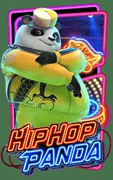 hip-hop-panda slot 3d