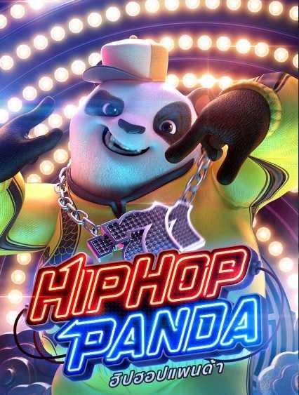 hip hop panda pgslot