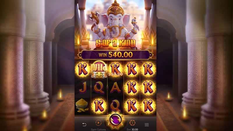 สล็อต ทดลองเล่น Ganesha Gold