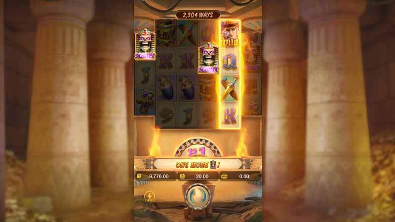 รีวิว Raider Jane's Crypt of Fortune pg slot