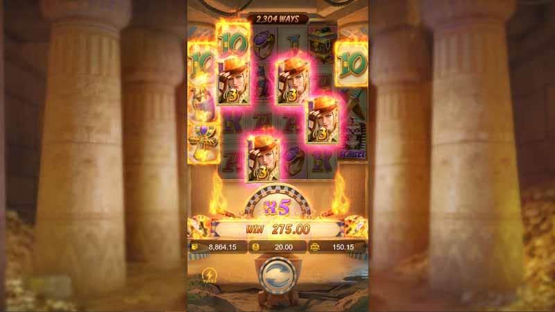 สล็อตเกมใหม่ Raider Jane's Crypt of Fortune pg slot